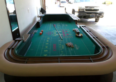 12' Craps Table - Anthony Salomon