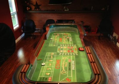 12' Craps Table - Scott Lindquist
