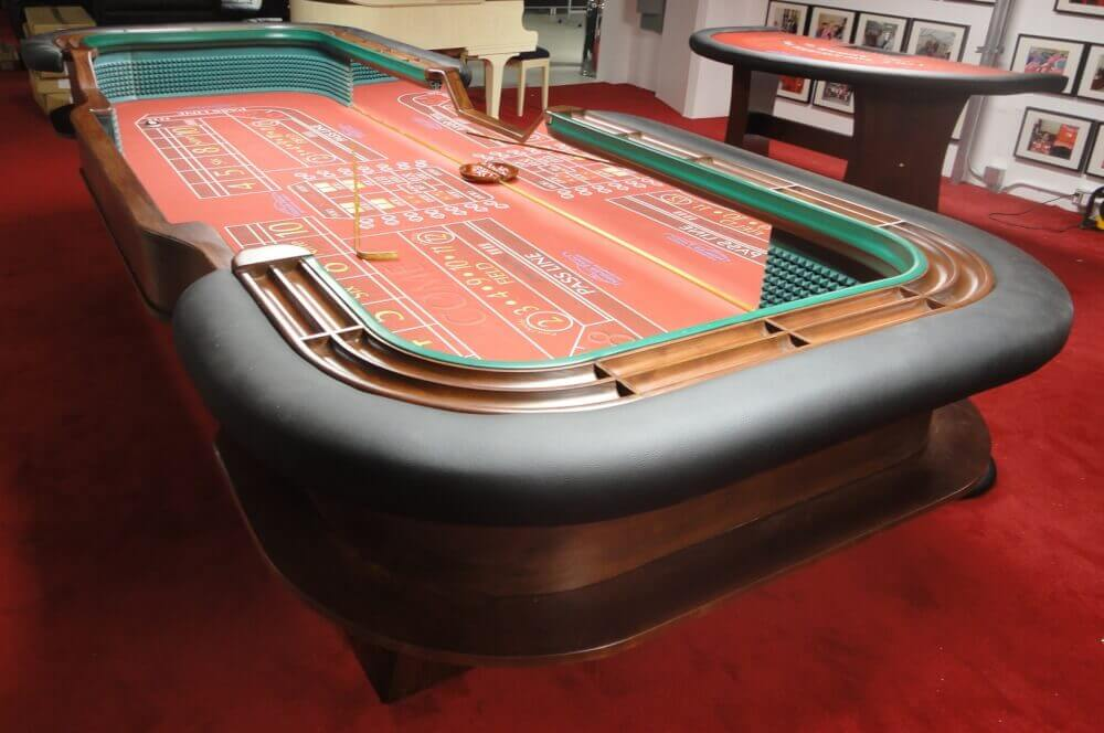 Casino craps table manufacturers play pot of gold slot machine online