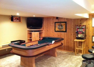 8' Custom Craps Table - Tony Qualantone 3