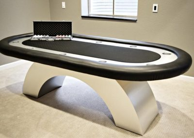 Arch Poker Table - Eldeen Pickett