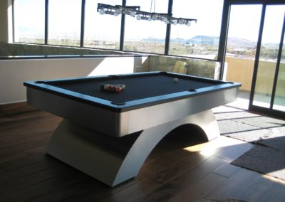 Arch Pool Table 4
