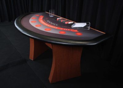 Breakdown Blackjack Table - Steve Findley (Casino Party Creations)