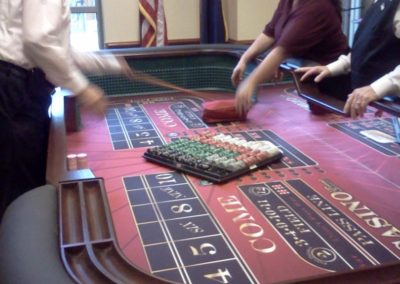 Breakdown Craps Table - A Slot of Fun