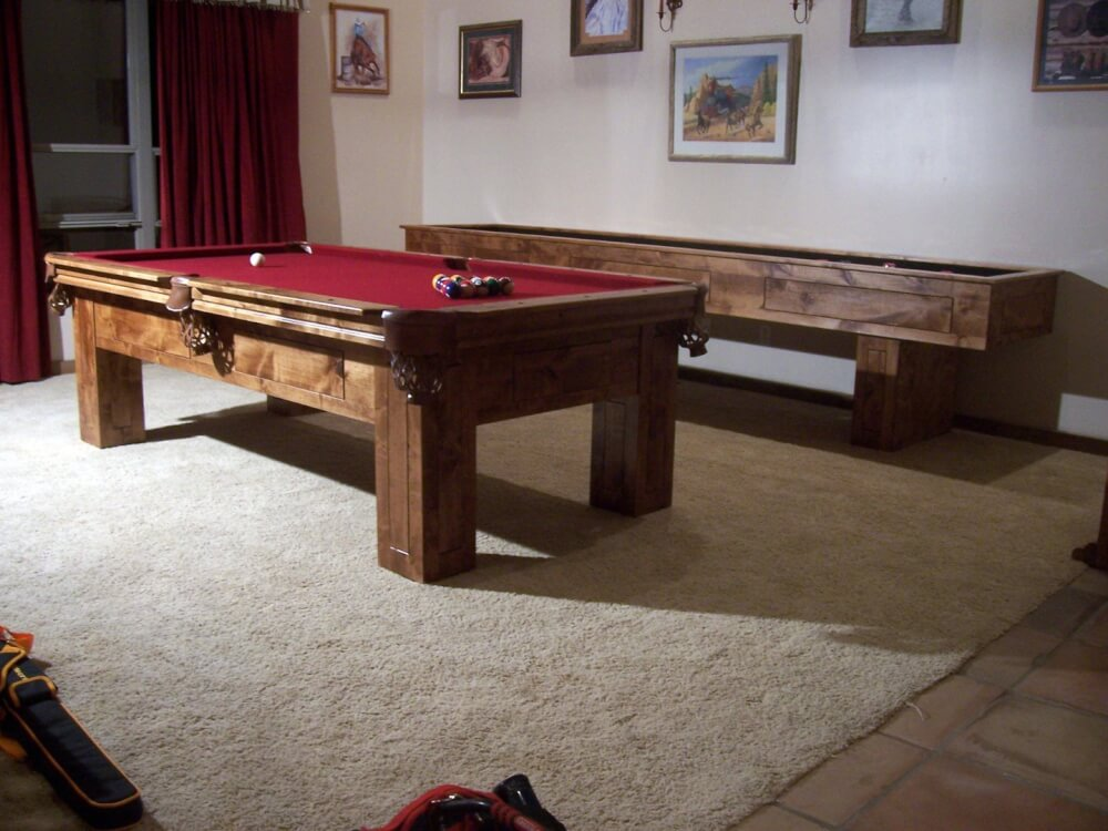 American Table Games Customer Photos Custom Manufacture Of Table Games - Pool table breakdown