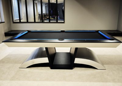 Viper Pool Table - Eldeen Pickett