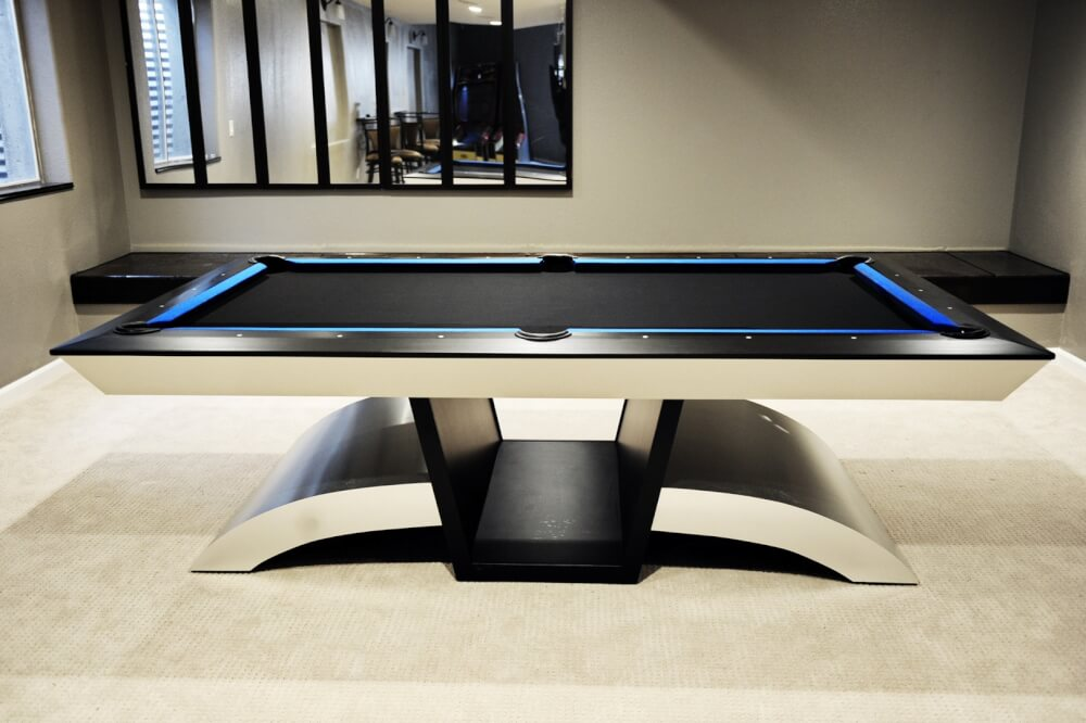 Viper Pool Table Eldeen Pickett Custom Manufacture Of Table Games - El pool table