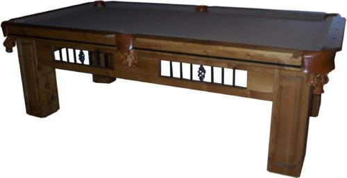 Sixfoothaciendapooltable Custom Manufacture Of Table Games - Six foot pool table