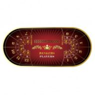 Custom Baccarat Casino Layout