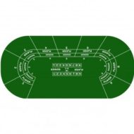 Mini Baccarat Layout Green