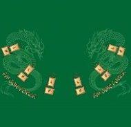 Pai Gow Casino Layout Green